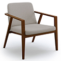 JSI Bourne Chair - Lounge Chair