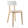 JSI Jude Chair - Plastic Seat & Back