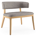 JSI Jude Chair - Lounge Chair