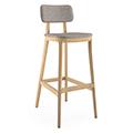 JSI Jude Stool - Fabric Seat and Back
