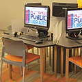 3branch Wedge Study Carrel - Private