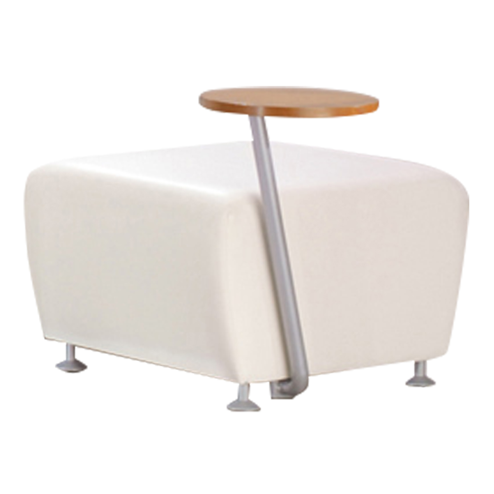 JSI Encore Tablet Arm Chair - Leather Bench, Left Hand Tablet