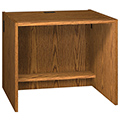 IRONWOOD Glacier™ Circulation Desk - 29