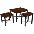Fletcher 3 Piece Occasional Table Set