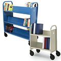 TLS™ KODIAK II™ Premium Book Trucks