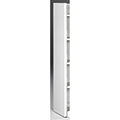 estey® Steel Cantilever End Panels - Single-Face