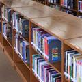 Media Technologies Library Shelving
