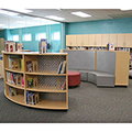 Library Shelving - New