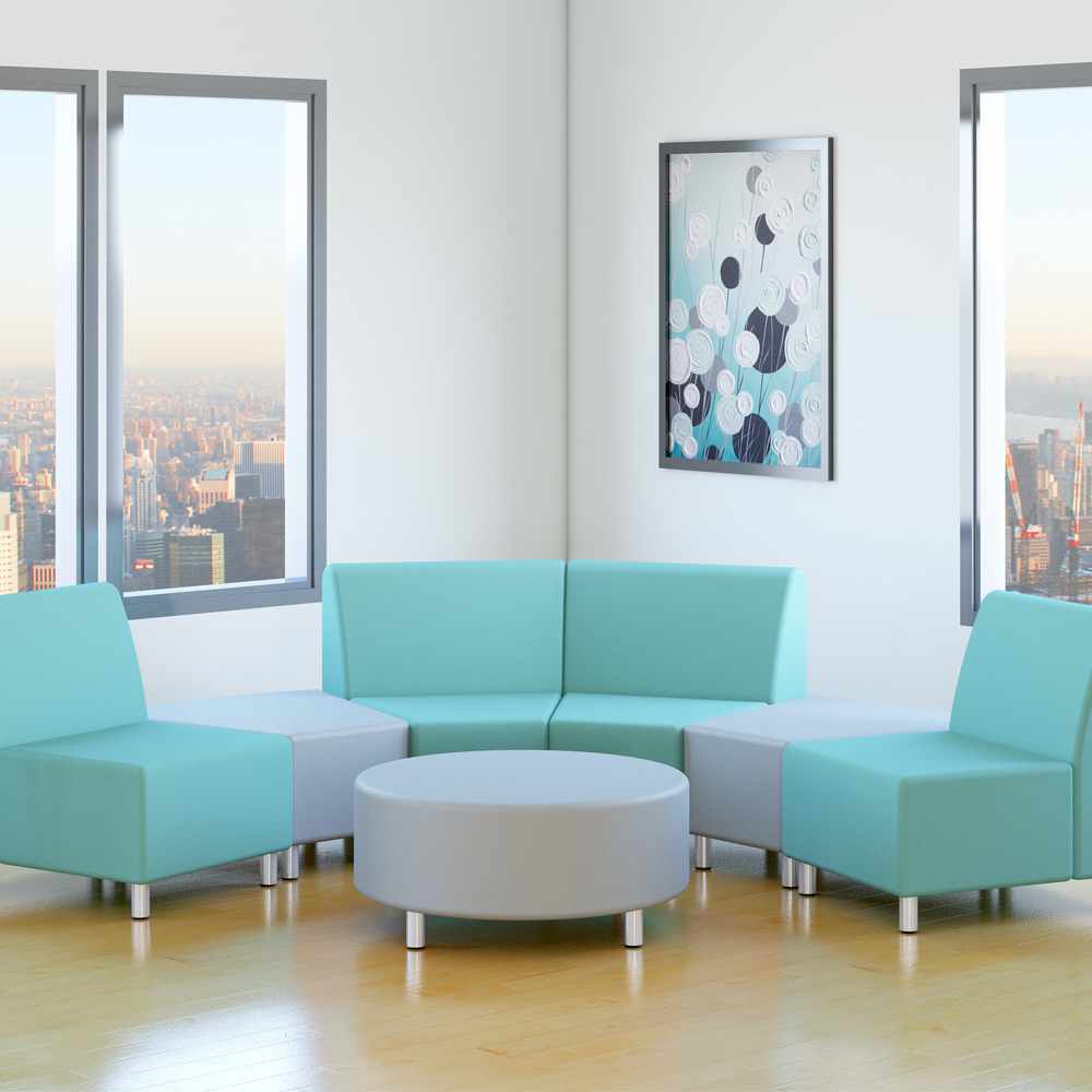 Russwood® Palette™ Soft Lounge Seating