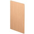 End Panel for Nautilus™ Wood Circulation Desk