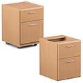 Pedestals for Nautilus™ Wood Circulation Desk