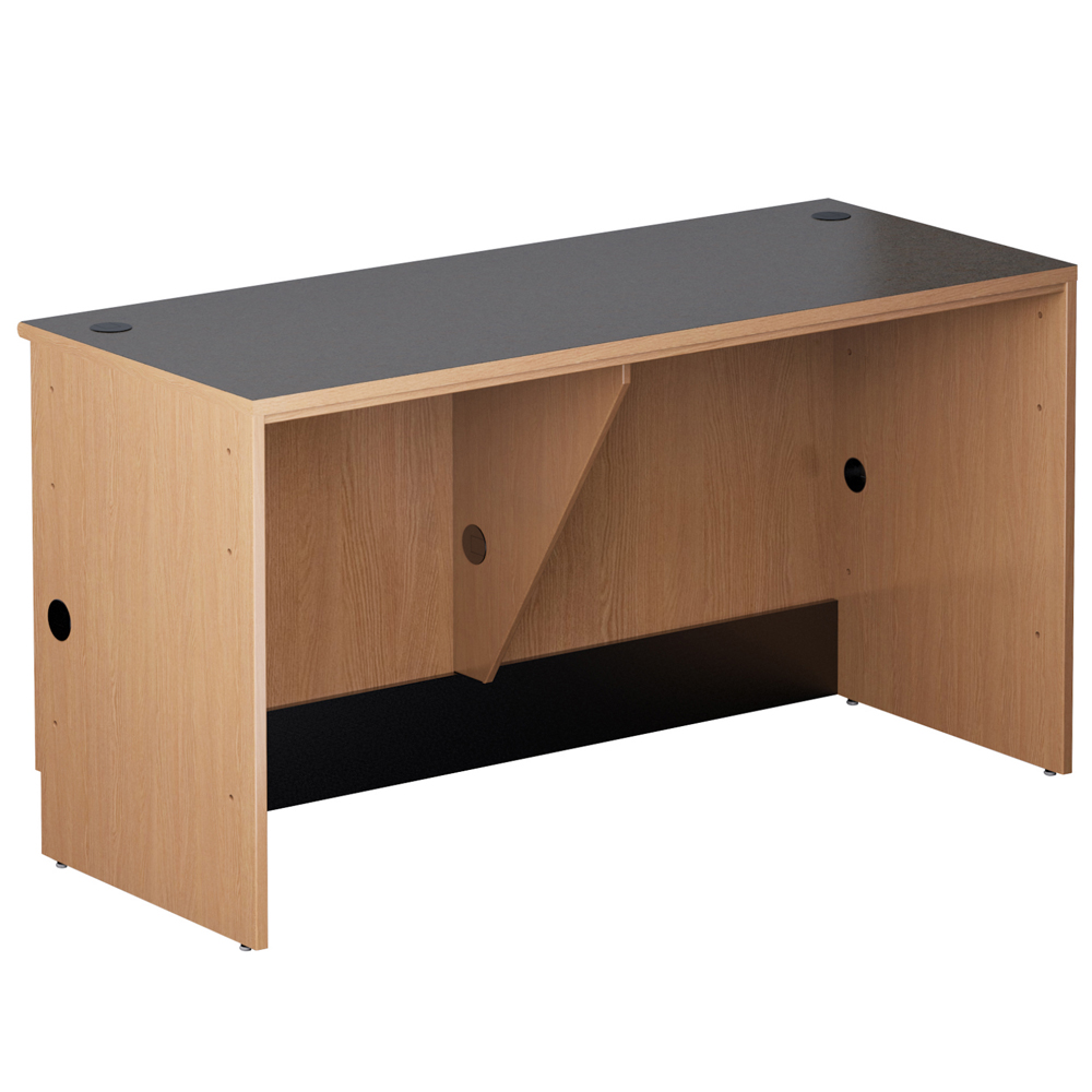 Reference Desks for Nautilus™ Wood Circulation Desk