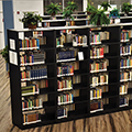 Aurora Quick-Loc Library Shelving