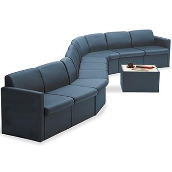 Incroyable GLOBAL Braden™ Modular Lounge Seating