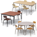SMITH SYSTEM™ Library Reading Tables