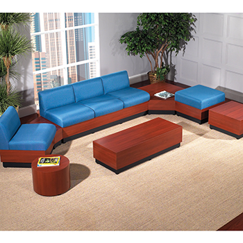 Lounge furniture hpfi modular lounge seating - Library lounge chairs ...