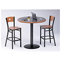 Russwood® Cafe Table & Chairs