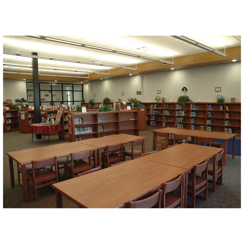 Russwood® Providence™ Library Tables