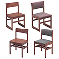 Russwood® Providence™ Library Chairs