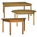 IRONWOOD Arches Library Tables