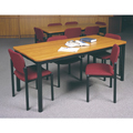 IRONWOOD Glacier™ Library Tables