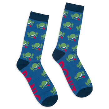 The Hitchhiker's Guide to the Galaxy SocksNew!