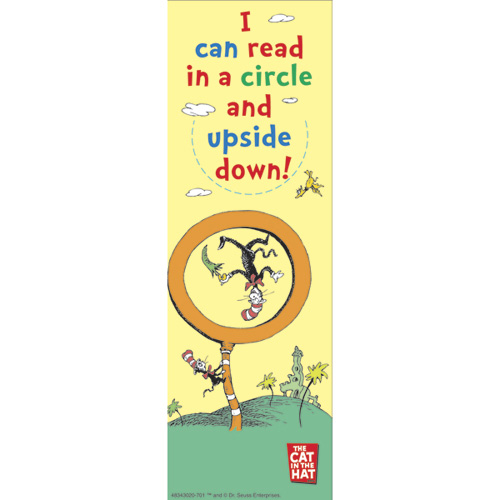 Dr. Seuss™ I Can Read in a Circle… Bookmarks - 36/Pkg