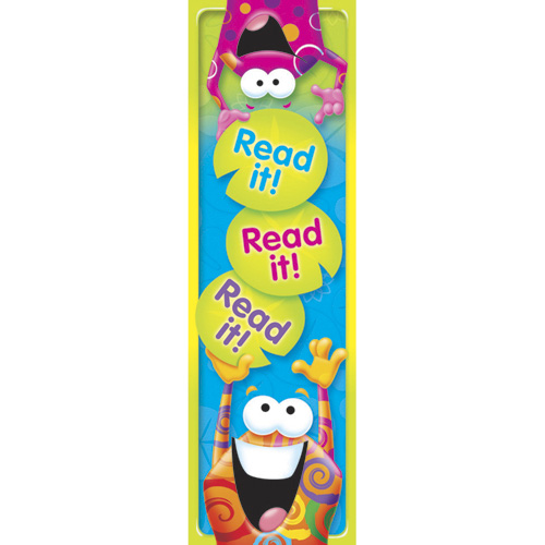 Frog-tastic! Read it! Bookmarks - 36/Pkg