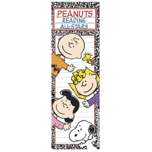 Peanuts® Reading All-Stars Bookmarks - 36/Pkg
