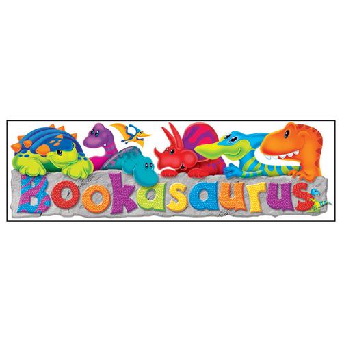 Bookasaurus Bookmarks - 36/Pkg