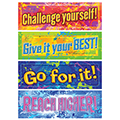 Positive Messages Bookmarks - 4 Designs - 36/Pkg