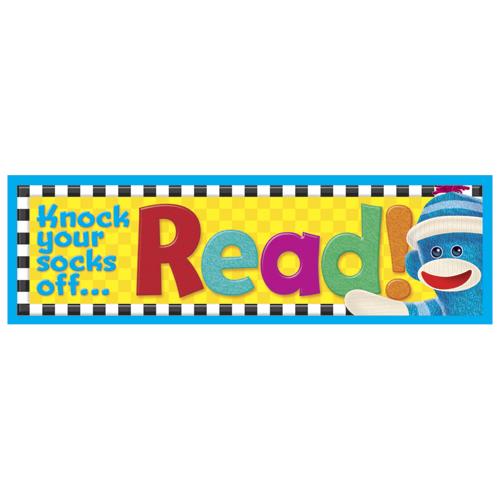 Sock Monkeys Read! Bookmarks - 36/Pkg