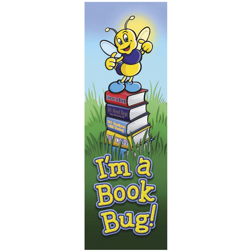 I'm  a Book Bug! Bookmarks - 36/Pkg
