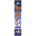 Reading Takes You Places Vertical Banner