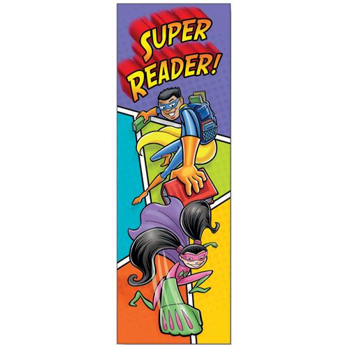 Super Reader! Bookmarks - 36/Pkg