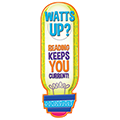 Watt's Up? Bookmarks - 36/Pkg