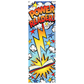 Power Reader! Bookmarks - 36/Pkg