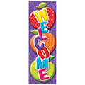 Color My World - Welcome Bookmarks - 36/Pkg