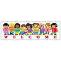 Welcome Kids Bookmarks - 36/Pkg