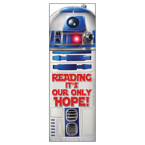 Star Wars™ Reading It's Our Only Hope! Bookmarks - 36/Pkg