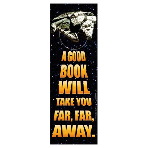 Star Wars™ A Good Book Will Take You Far, Far, Away Bookmarks - 36/Pkg