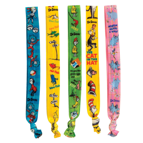 Dr. Seuss™ Stretch Bookmarks Assortment #1 - 50/Tub