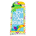 You Too Can Read Bookmarks - 36/Pkg  New!
