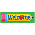 Welcome Pencil Bookmarks - 36/Pkg  New!