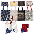 Library Card Canvas Tote Bag & PouchNew!
