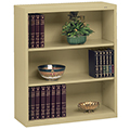 tennsco™ Welded Bookcase - 40H x 34-1/2W x 13-1/2D