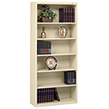 tennsco™ Welded Bookcase - 78H x 34-1/2W x 13-1/2D