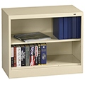 tennsco™ Welded Bookcase - 30H x 36W x 18D
