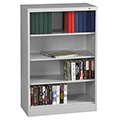 tennsco™ Welded Bookcase - 55H x 36W x 18D