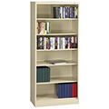 tennsco™ Welded Bookcase - 84H x 36W x 18D